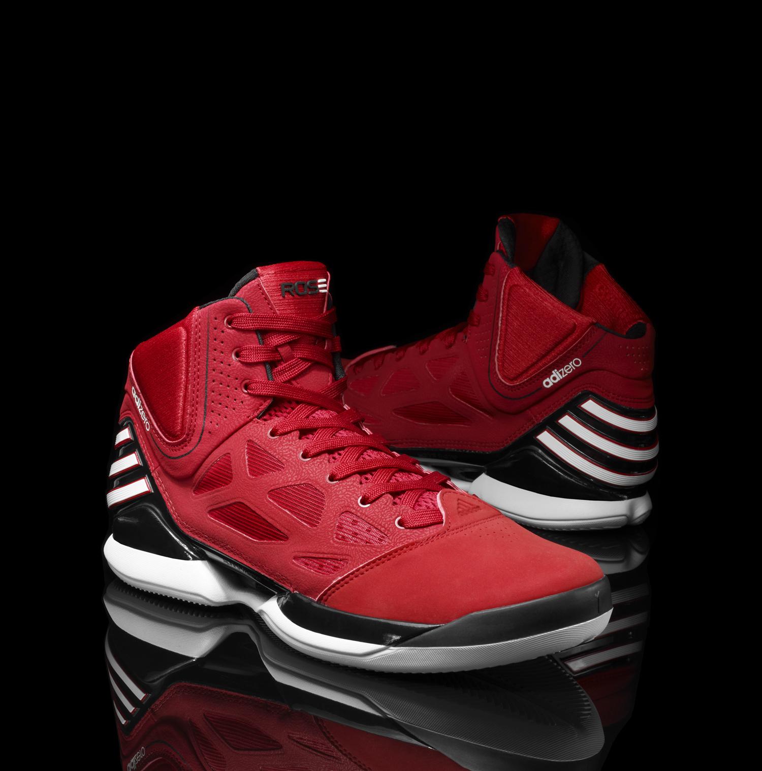 derrick rose shoes adizero 3 - photo #43