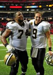 bushrod w brees
