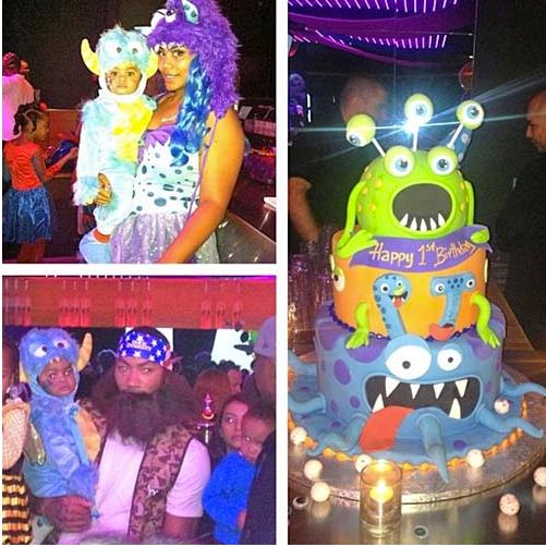 PJ's Costume party