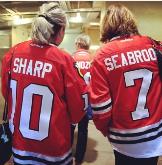 Sharp and Seabrook