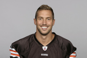 Cleveland Browns 2011 Headshots
