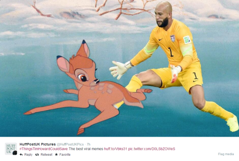 tim howard bambi