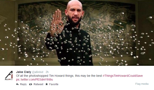 tim howard matrix