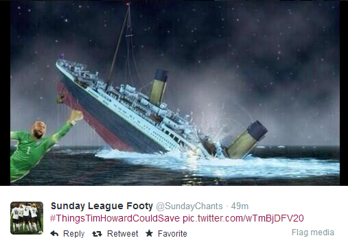 tim howard titanic